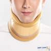 گردن بند طبی سخت پاک سمن کد 002
